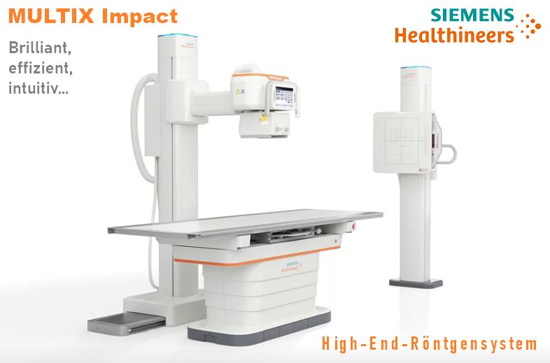 MULTIX Impact - Siemens Röntgentechnik