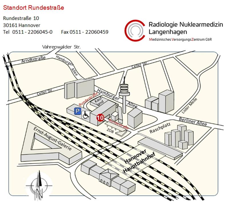 Hannover, Radiologie Nuklearmedizin, Plan PET